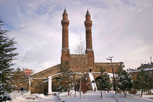 12. Çifte Minareli Medrese, Sivas