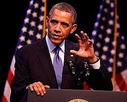 ABD Başkanı Barack Obama Kırım'ın Durumuyla İlgili Açıklama Yaptı
