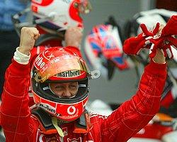 """""""Schumacher Hala Uyandırılma Sürecinde"""""""
