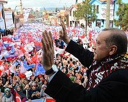 Başbakan Erdoğan'dan 'Helal Lokma' Gafı