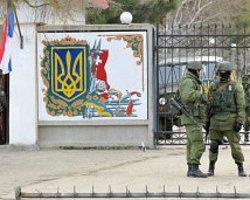 Kırım'da Askeri Üsse Rus Baskını