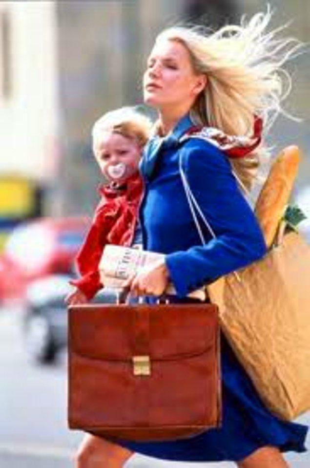5. Çalışan kadın kavramının karşısında çalışan erkek gibi bir kavramın olmamasına karşı ayakta durmaktır