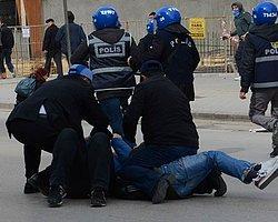 Eskişehir'de Başbakan'ı Protesto Eden 183 Kişi Serbest
