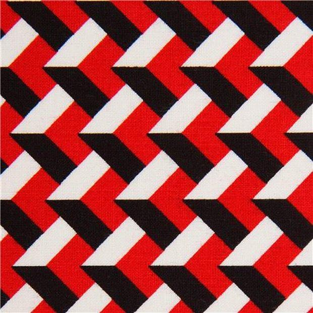 Kırmızı - Siyah - Beyaz