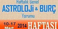 10-16 Mart 2014 HAFTASI Astroloji ve Burç Yorumları Videoları