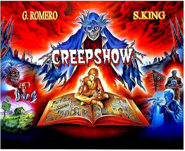 Creepshow I - 1982 / Creepshow II -1987