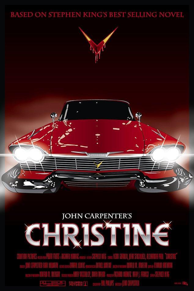 Christine / Katil Otomobil - 1983