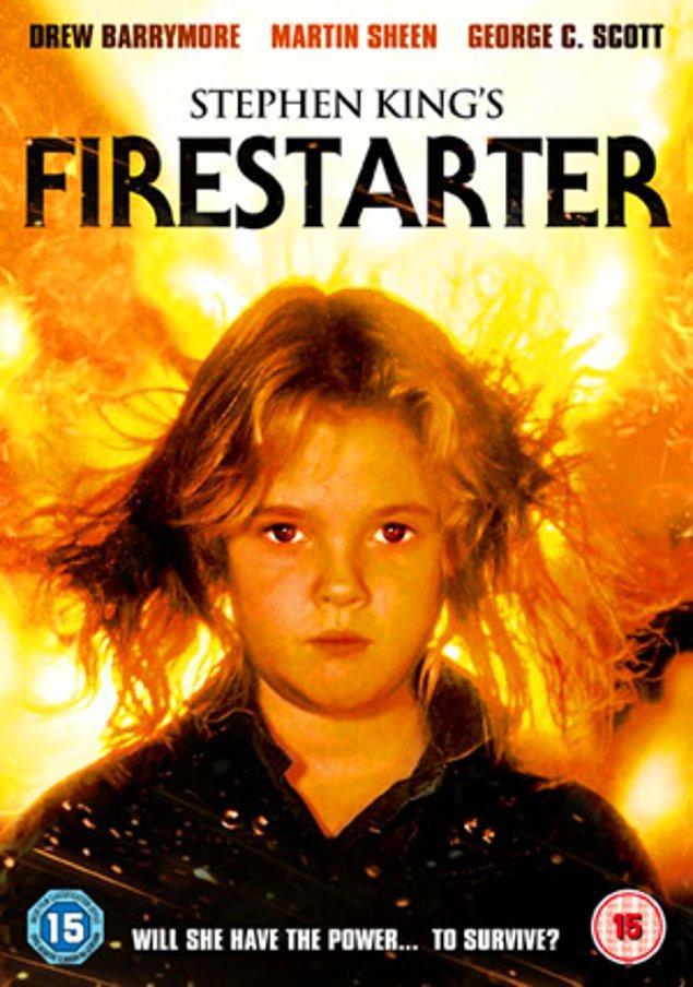 Firestarter / Tepki - 1984