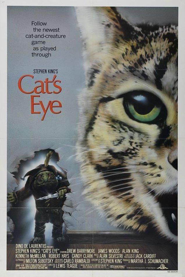 Cat's Eye / Kedi Gözü - 1985