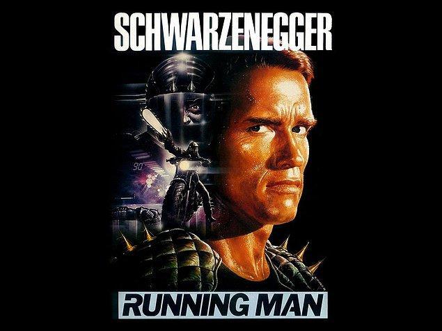 The Running Man / Koşan Adam - 1987