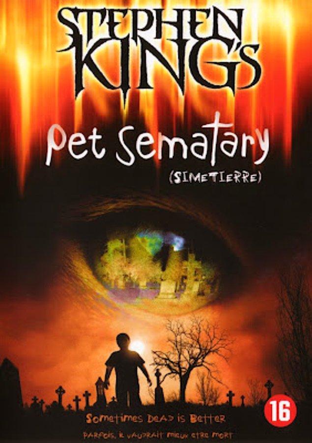 Pet Sematary / Hayvan Mezarlığı - 1989