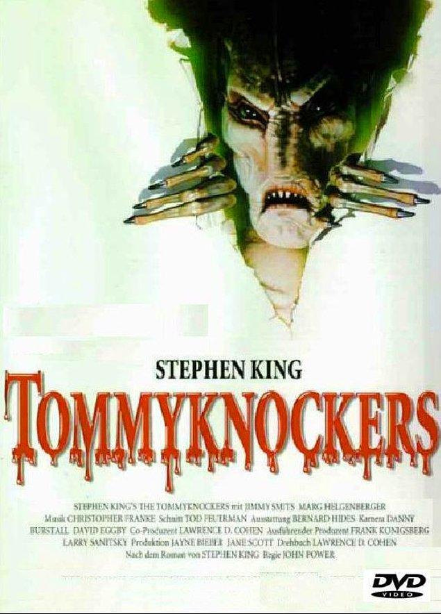 The Tommyknockers / Şeffaf - 1993
