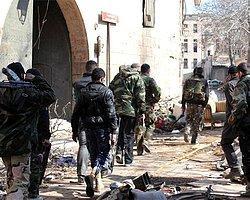 Rejim Türkmen Köyünü Ele Geçirdi