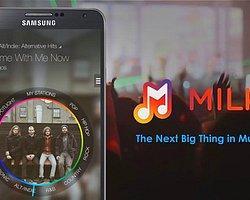Samsung Kendi Müzik Servisini Geliştirdi