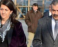 BDP ve HDP Heyeti İmralı'ya Hareket Etti