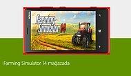 Farming Simulator 14 Windows Phone'da