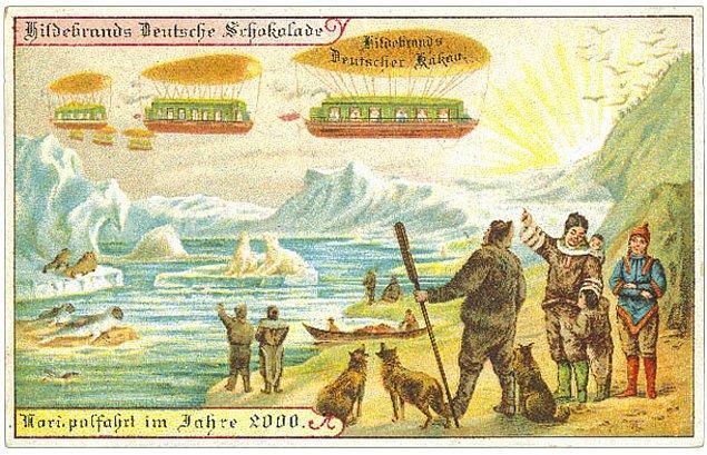11. Kuzey Kutbunda Yaz Tatili