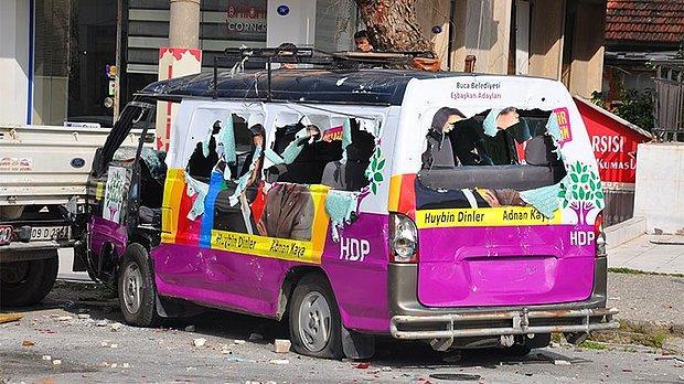 HDP'ye Saldırılar Sürüyor