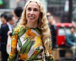 Modanın Kraliçesi Franca Sozzani İstanbul'da »  Moda Haberleri