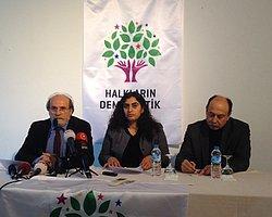 HDP: 'Kontrollü Gerginlik Siyaseti' Yürütülüyor'