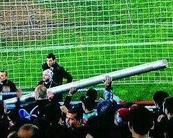 Trabzonspor Tribünlerindeki Olay Direk!