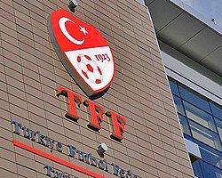 """TFF'den Açıklama: """"Kararı TFF Yönetim Kurulu Verecek"""""""