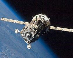 Soyuz Dünya'ya Geri Döndü