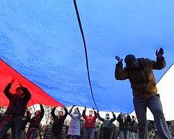 Kırım Parlamentosu Bağımsızlık Kararı Aldı
