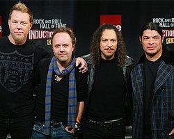 Metallica İstanbul Konseri Resmi Olarak Duyuruldu