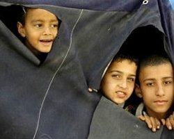 Suriye Krizi: Yardıma Muhtaç Çocuk Sayısı 5,5 Milyon