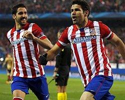 Atletico Madrid Çeyrek Finalde