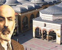 Milli Şairimiz Mehmet Akif Ersoy Anılıyor