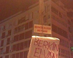 İzmir Alsancak'a Berkin Elvan meydanı...