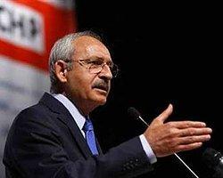 CHP Lideri Kılıçdaroğlu: 'Başbakanlık makamını işgal eden zat provokasyon peşinde'