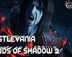 Castlevania Lords Of Shadow 2 İlk 10 Dakika
