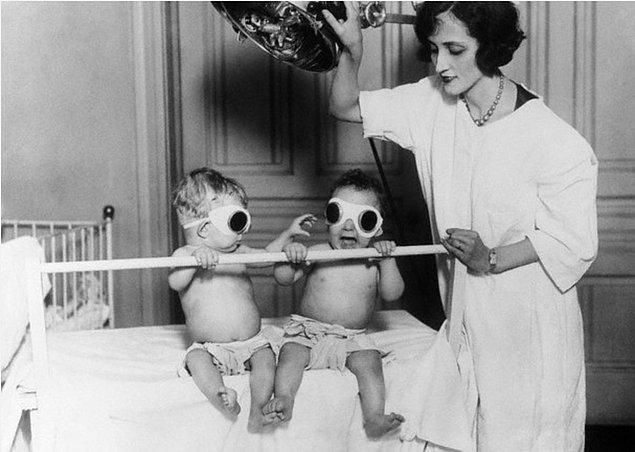 2. Bronzlaşan Bebekler