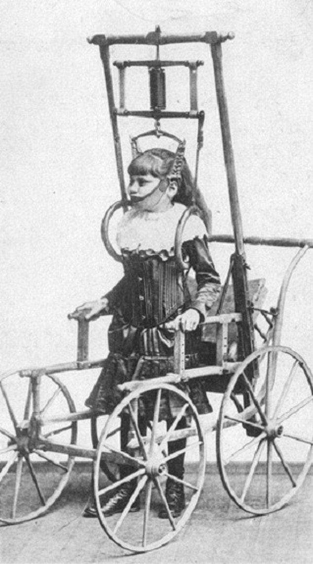 9. Tekerlekli Sandalye