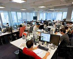 Ofis Çalışanının 24 Rutini