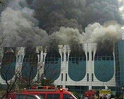 Fabrikadaki Yangın Galaxy S5'İ Etkilemeyecek