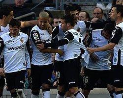 Valencia Hiç Zorlanmadı!