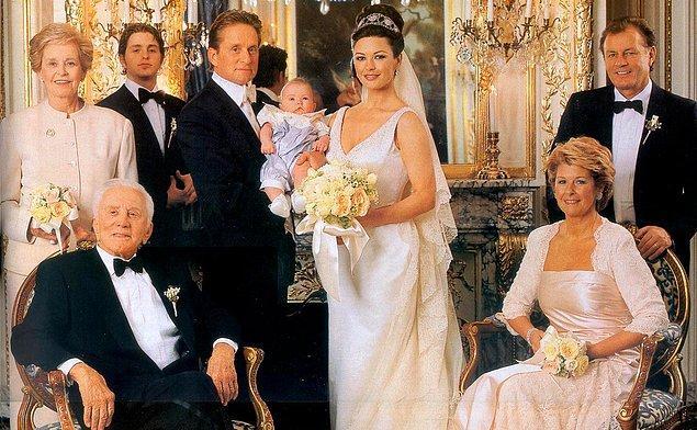 Catherine Zeta Jon-Michael Douglas-$1.5 million
