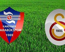 İşte Galatasaray'ın İlk 11'i!
