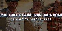 'Düğün Dernek + 30 DK' Filminin Fragmanı