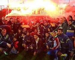 Fenerbahçe'ye İdmanda Taraftar Desteği