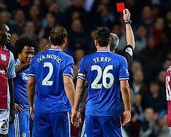 Chelsea'ye A.Villa Darbesi:1-0