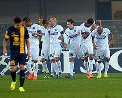 Inter Yenilgiyi Unuttu