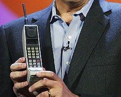 İlk Cep Telefonu Tam 30 Yıl Önce 4 Bin Dolara Satıldı