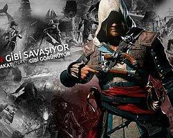 Assassin's Creed 4 Black Flag Çıktı...