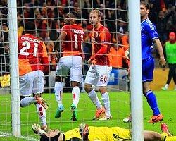Galatasaray'a Çılgın Oran