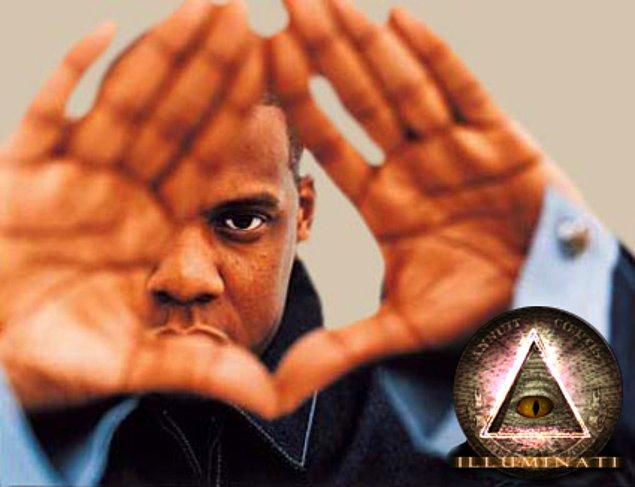 """""""Beynin çürümüş: Jay Z."""""""